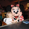 CM - Madison & Minnie at Chef Mickey's 2 11-30-01