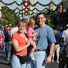 MK - family on Main Street Castle view 12-4-02