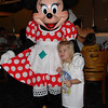 Chef Mickey's - Minnie and Madison 12-2-04