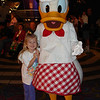 Chef Mickey's - Madison and Donald 12-2-04