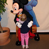 MK - Madison hugging Mickey 12-11-05