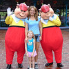 MK - Mommy and Madison with Tweedle Dee and Tweedle Dum 12-9-05