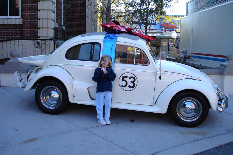 MGM - Madison and Herbie 12-13-05