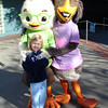 MGM - Madison, Chicken Little and Abby Mallard 12-13-05