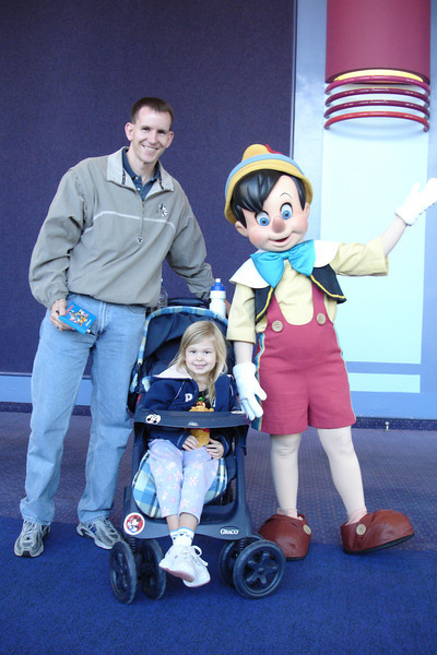EP - Daddy, Madison and Pinochio 12-12-05