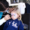 MGM - Madison getting a unicorn face paint 2 12-13-05