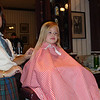 MK - Madison getting haircut 3 12-10-05