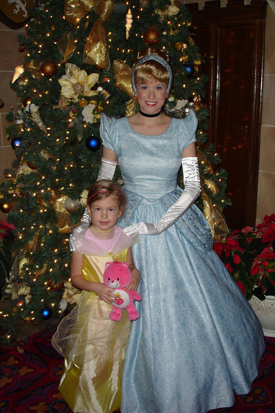 MK - CRT - Madison and Cinderella 12-11-05
