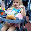 MK - Madison eating whales waiting to get in 12-9-05