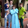 MK - Madison, Daddy, Wendy and Peter Pan 12-14-05