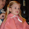 MK - Madison getting haircut 2 12-10-05