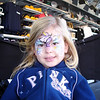 MGM - Madison with a unicorn face paint 12-13-05