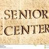 http://www.dreamstime.com/stock-images-senior-center-sign-words-image51205364