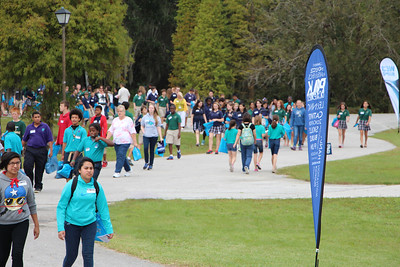 In 2013, the WE3 Expo returned to Sun 'n Fun, welcoming nearly 8,000 5th and 8th grade students.