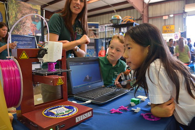 Lincoln Avenue Academy introduces students to STEM education.