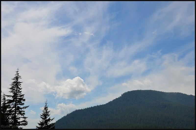 Cirruscumulus Clouds LAUREL HILL