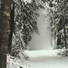 Snow Curtain
