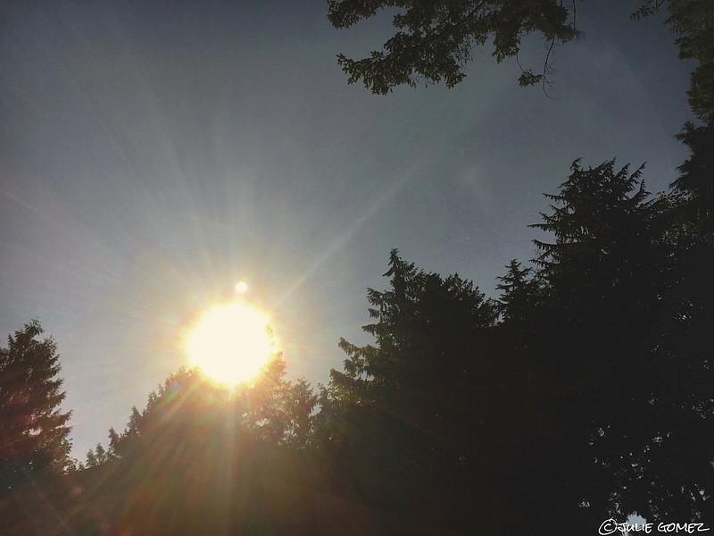 Solar Eclipse 90 Percent