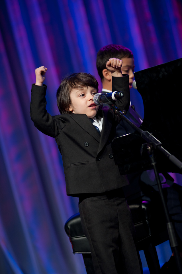 """After 3 heart surgeries,  My brother Nathan sings """"I grew Strong"""""""