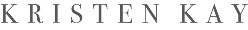 Kristen Kay Logo Name