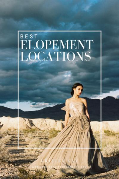Best Elopement Locations