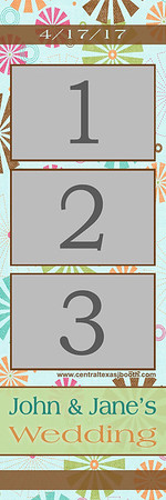 Starbursts 3pic strip