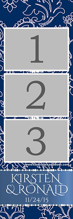 Blue Formal 3 pic strip