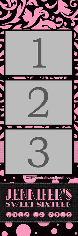 Pink a Dot 3 pic strip