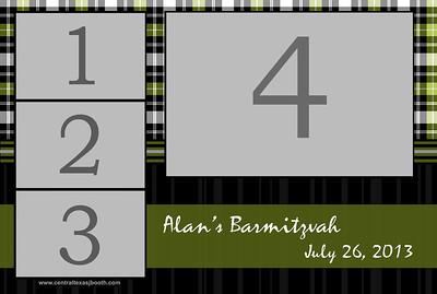 tartan pattern 4x6