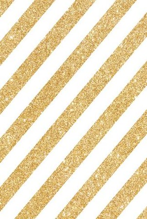 pc1436 GOLD STRIPE