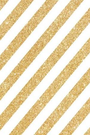 pc1436 GOLD STRIPE