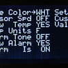 User custom setting to change how the clock appears and operates.  Just some basic options have been provided.