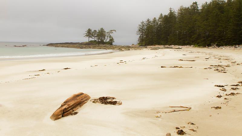 Nells Bight, Cape Scott Trail Vanouver Island