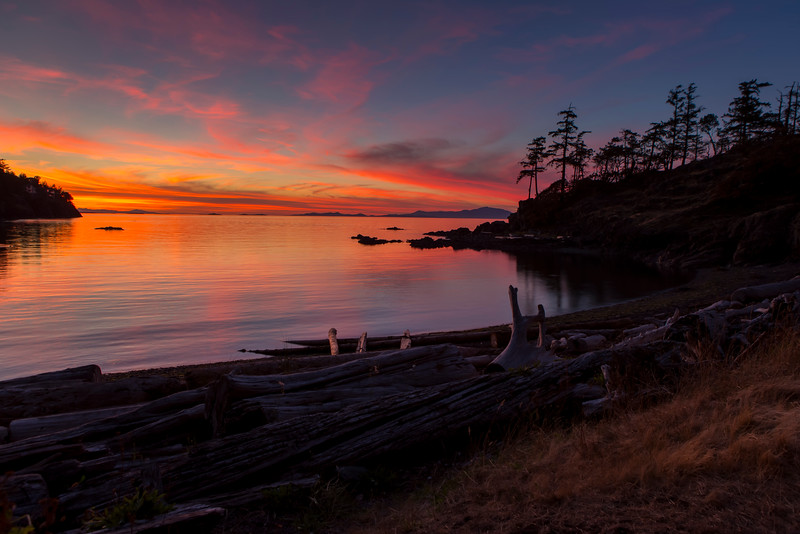 Neck Point Sunset