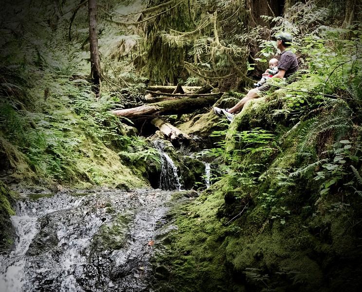 Hugo & Sage at Nile Creek