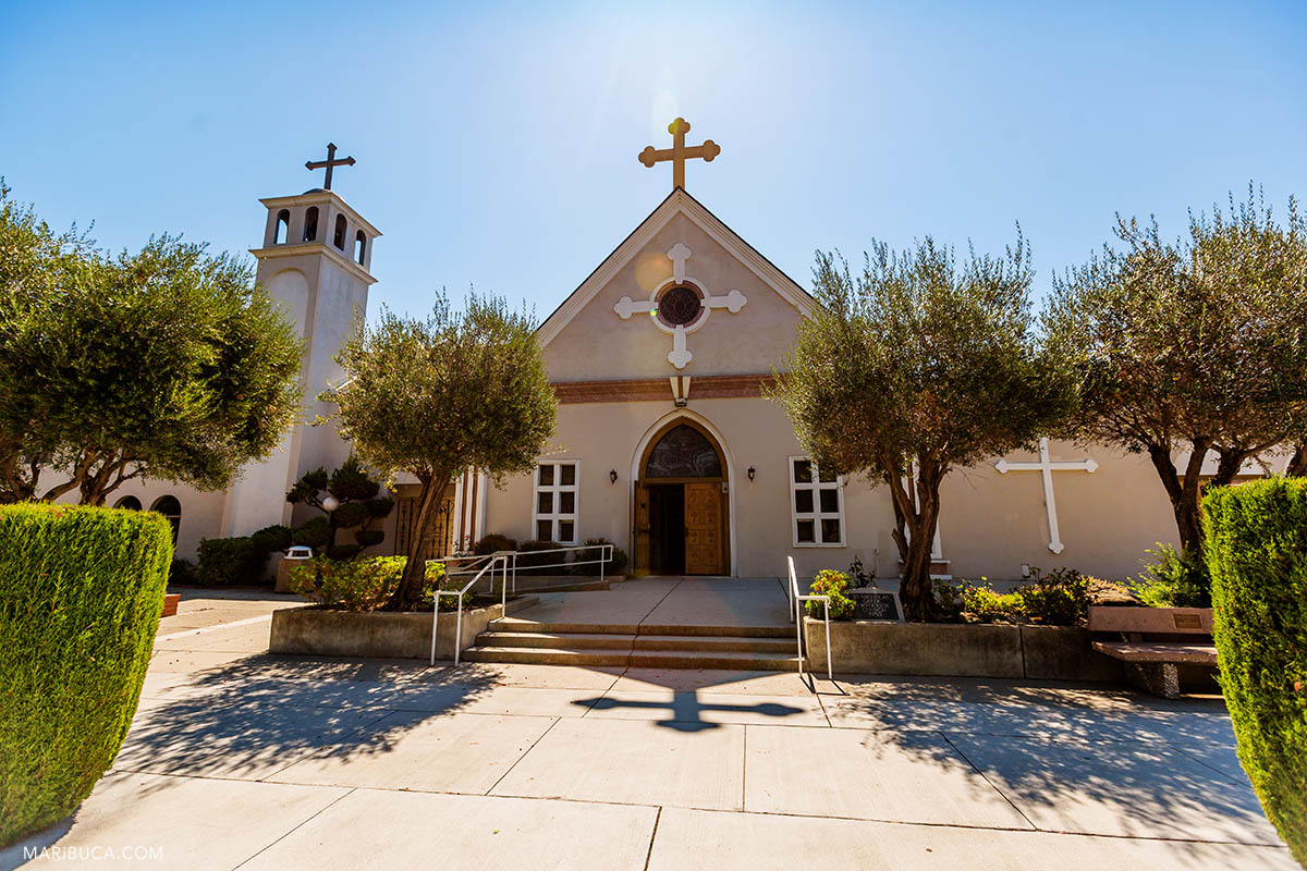 Greek Orthodox Church in San Jose