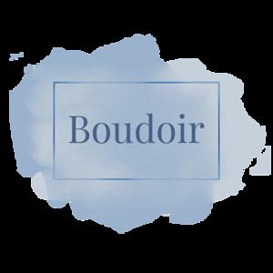 Blue Boudoir