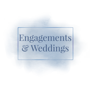 Blue Engagments & Weddings