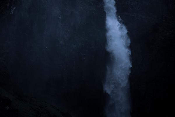 Icelandic Waterfall.