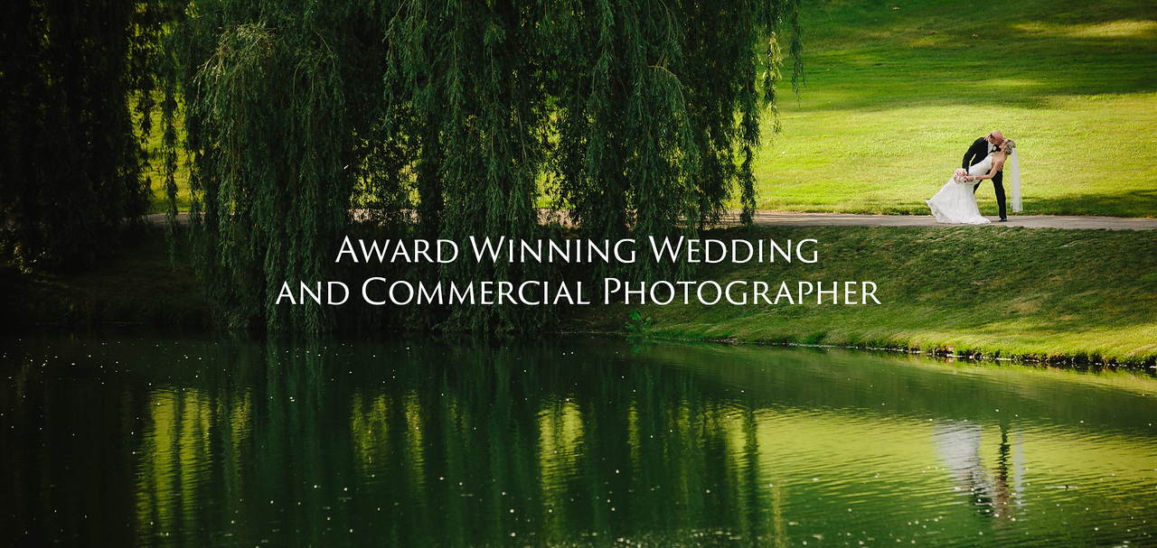Award Winning Wedding and Corporate Photographer