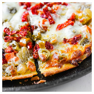 FLATBREAD PIZZA SNACK