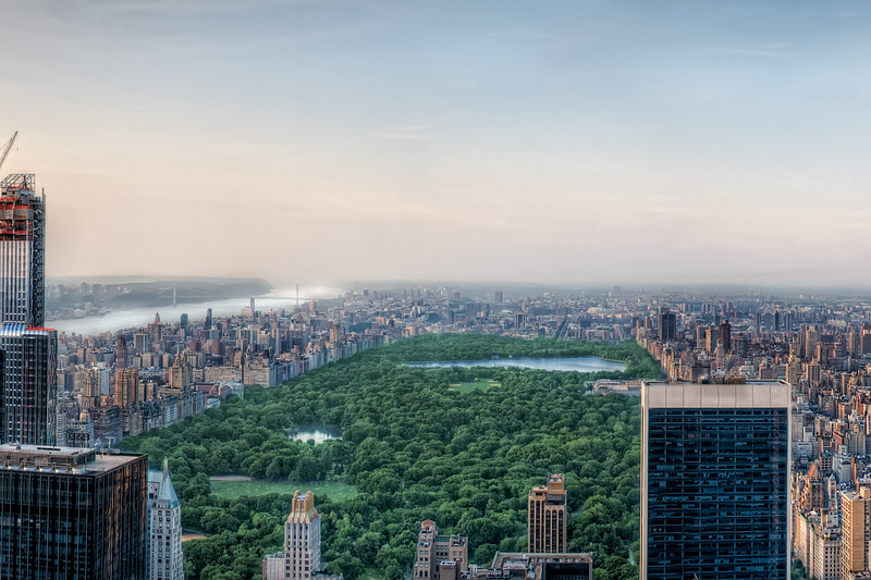 New York Central Park 2/3
