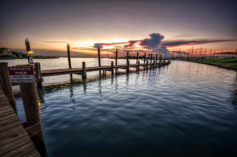 Texas, Pier