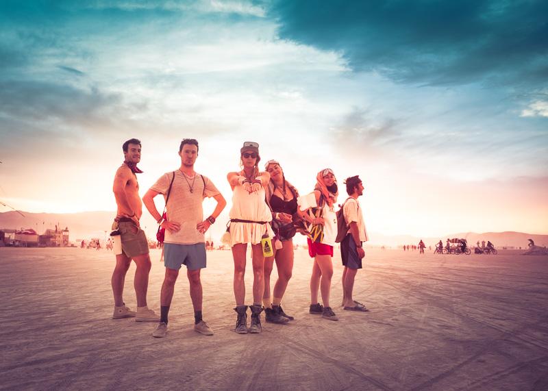 Burning Man and Creating Photo Series 10