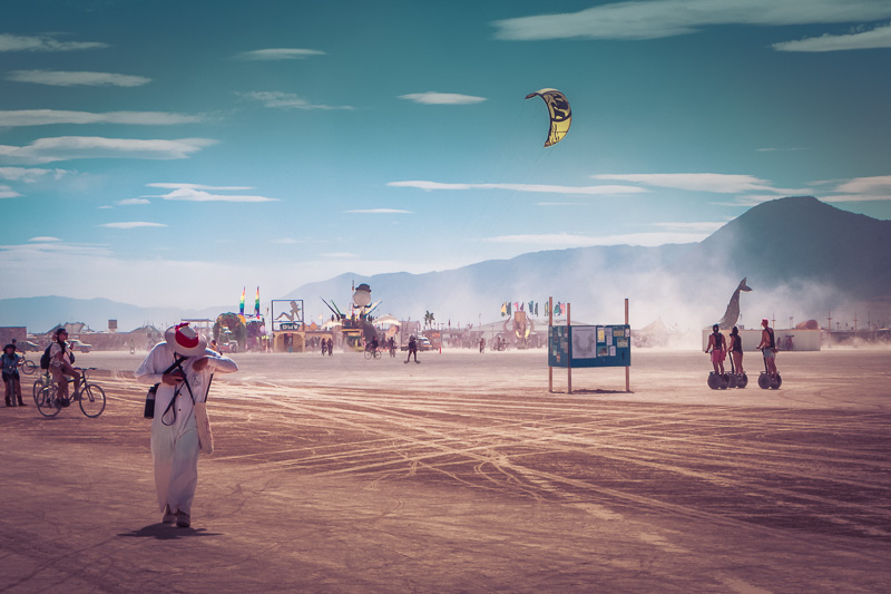 Burning Man and Creating Photo Series 13
