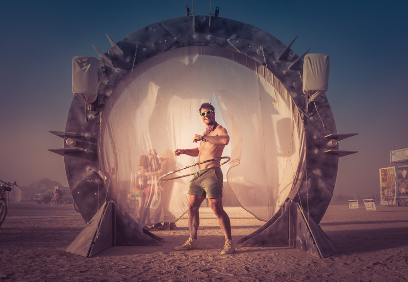 Burning Man and Creating Photo Series 11