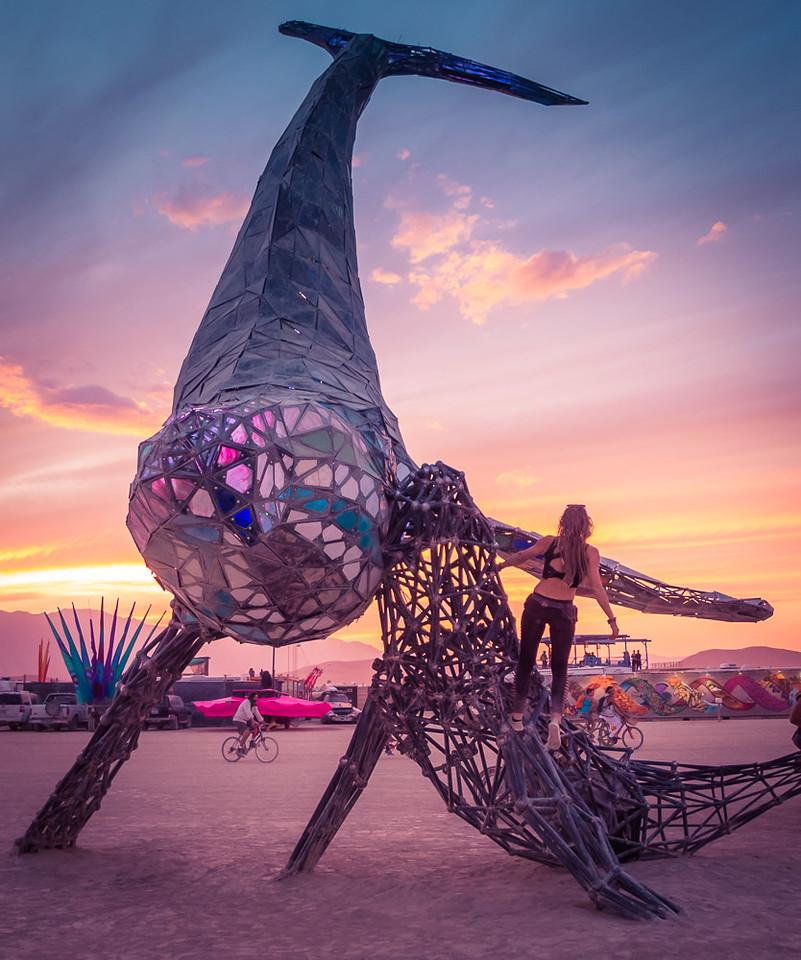 Burning Man and Creating Photo Series 6