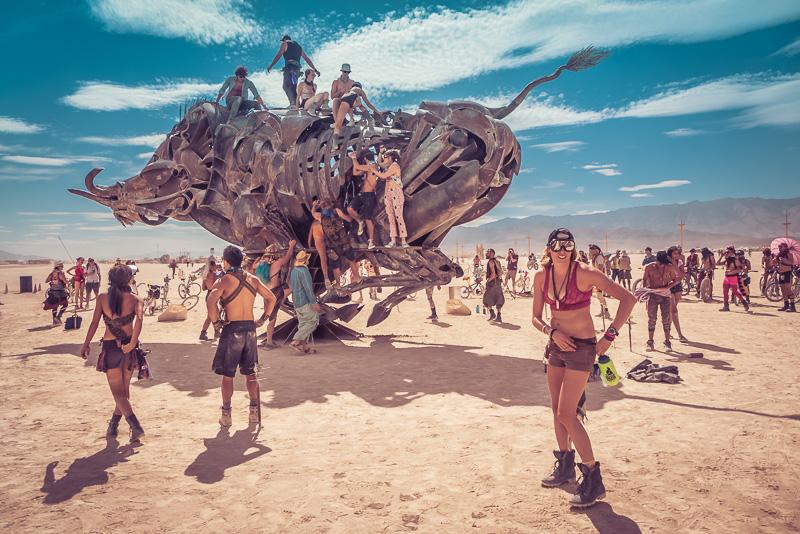 Burning Man and Creating Photo Series 2