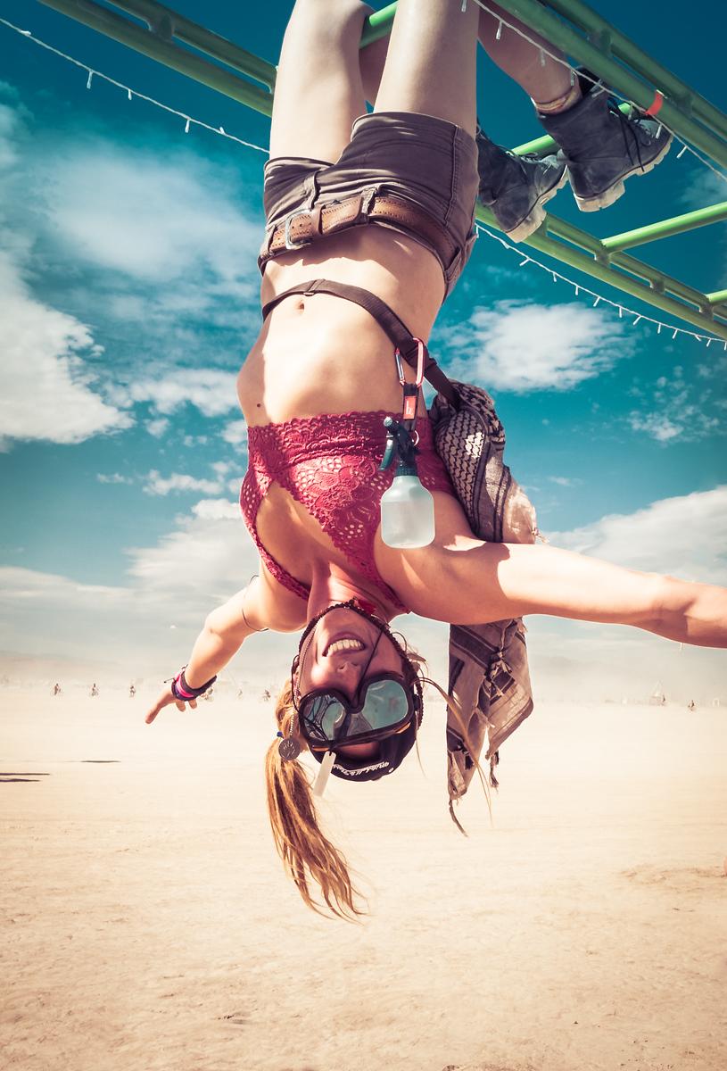 Burning Man and Creating Photo Series 8