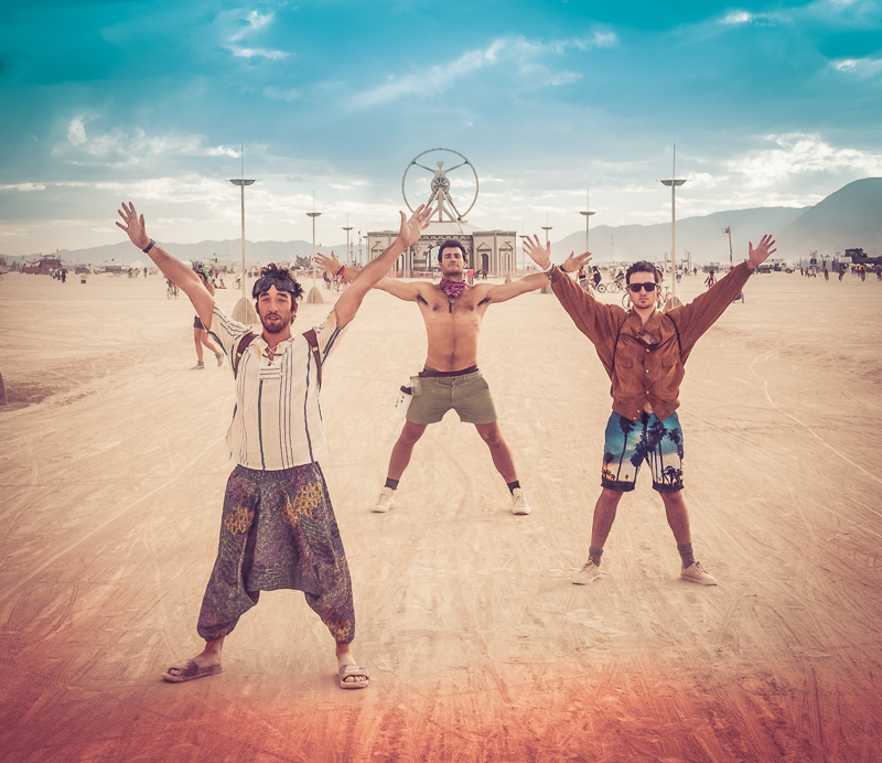 Burning Man and Creating Photo Series 7